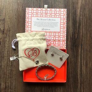 Brighton Alcazar Set (Necklace, Earrings,Bracelet)